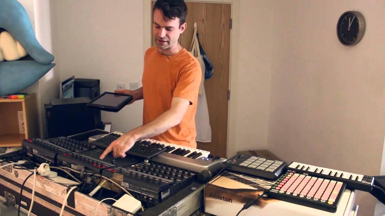 The Bardo EP – Live sampling a 30 piece orchestra